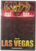 DVD - Kiss - Live In Las Vegas - The Unseen Concert