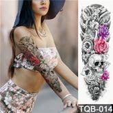 Tatuagem Temporária Cod 001