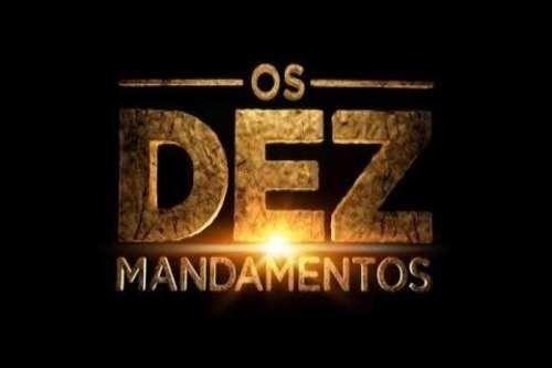Novela Os Dez Mandamentos  1ª Temporada em 30 DVD's Frete Gratis