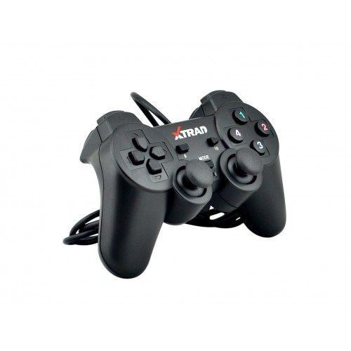Controle PC X-Trad com Cd