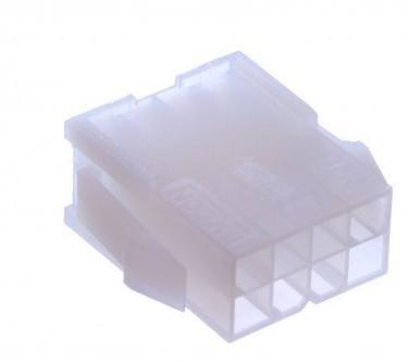 COD 1444 - Alojamento 08 vias Fêmea Mini-fit 4,2mm