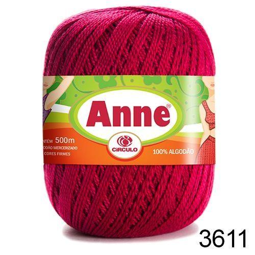 LINHA ANNE  3611 - RUBI