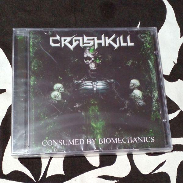 CRASHKILL - Consumed by Biomechanics
