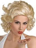 Peruca Marilyn Monroe FF538