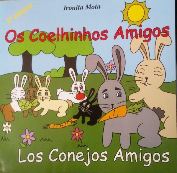 Os Coelhinhos Amigos, português e espanhol