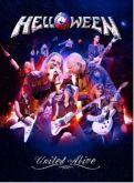 HELLOWEEN - UNITED ALIVE BOX (DVD TRIPLO)