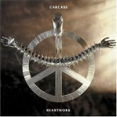 CD Carcass - Heartwork