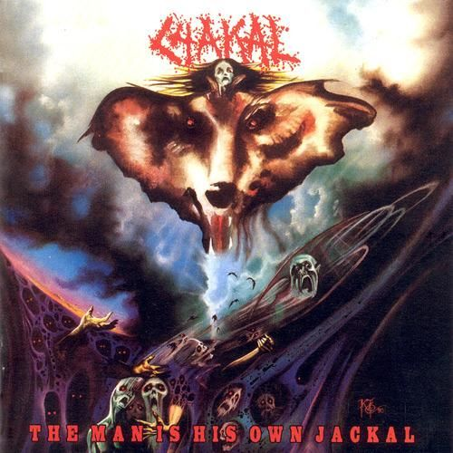 CD Chakal – The Man Is His Own Jackal + Death Is A Lonely Business