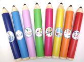 Canudos para diploma modelo lápis