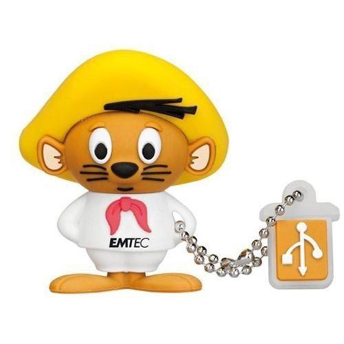 Pendrive 4GB Ligeirinho USB Looney Tunes 2.0