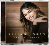 CD Lilian Lopes - Deus é Comigo