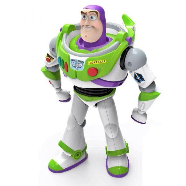 Boneco Plástico Buzz Lightyear Com Som Toy Story 4/ 25 cm / 038169
