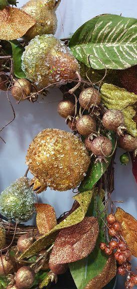 Guirlanda Frutas Secas