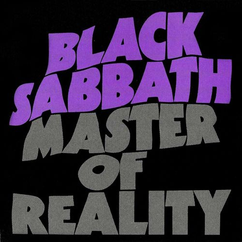 CD Black Sabbath – Master Of Reality (Slipcase)