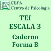 03.02 - TEI - Teste Equicultural de Inteligência - Escala 3 - Caderno Forma B