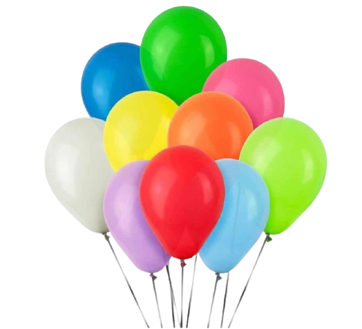 Balão Liso Nº7 50un