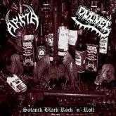 Split - Arma/Dulver - Satanik Black Rock 'n'Roll