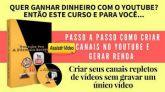 YOUTUBE - PRO A FÓRMULA SECRETA