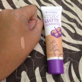 RIMMEL LONDON Stay Matte Liquid Mousse [Sand]