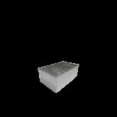 Forma Caixa de Leite 18x11x6,5 1un
