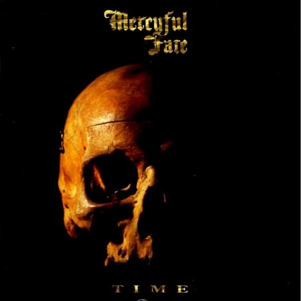 CD Mercyful Fate – Time