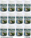 12 Unid. de Saw Palmeto 60 Cápsulas - Proteção da Próstata