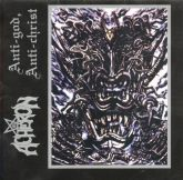 ACHERON - Anti-God, Anti-Christ - CD