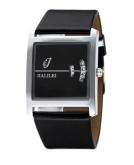 8b85a183579 JIALILEI relógio de quartzo de couro masculino