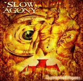 SLOW AGONY - Crumbling Empires (CD)