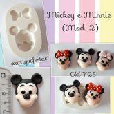 Mickey e Minnie (Mod.2)