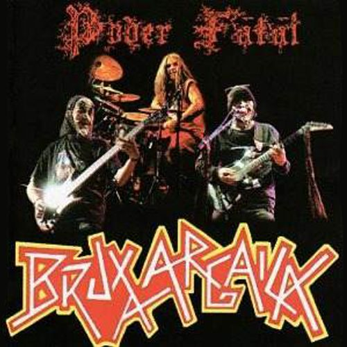 BRUXA ARGAICA - Poder Fatal (CD)