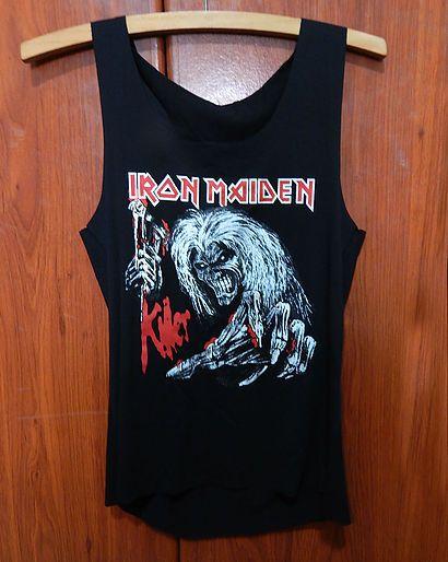 Regata Iron Maiden Killer