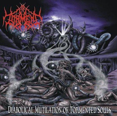 In Torment - Diabolical Mutilation Of Tormented Souls