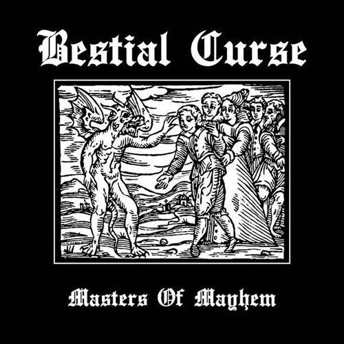 BESTIAL CURSE - Masters of Mayhem (CD)
