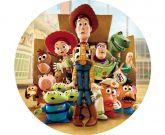 Papel Arroz Toy Story Redondo 007 1un