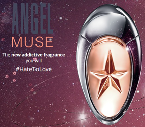 Amostra Perfume  Importado Angel Muse Thierry Mugler  edp 1,5ml - Original