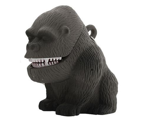 Kit com 12 Chaveiros do Gorila