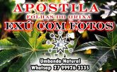 APOSTILA FOLHAS DO ORIXÁ EXÚ COM FOTOS