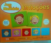 Jogo da Memória/Emoções