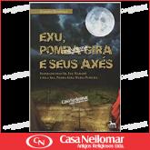 067006 - Livro Exu, Pomba Gira e Seus Axés