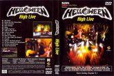"Helloween - ""High Live"" DVD Nacional Seminovo!!!"
