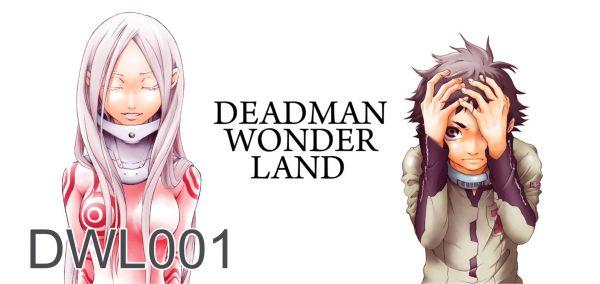 Caneca Deadman Wonderland
