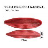 FOLHA ORQUÍDEA NACIONAL GRANDE
