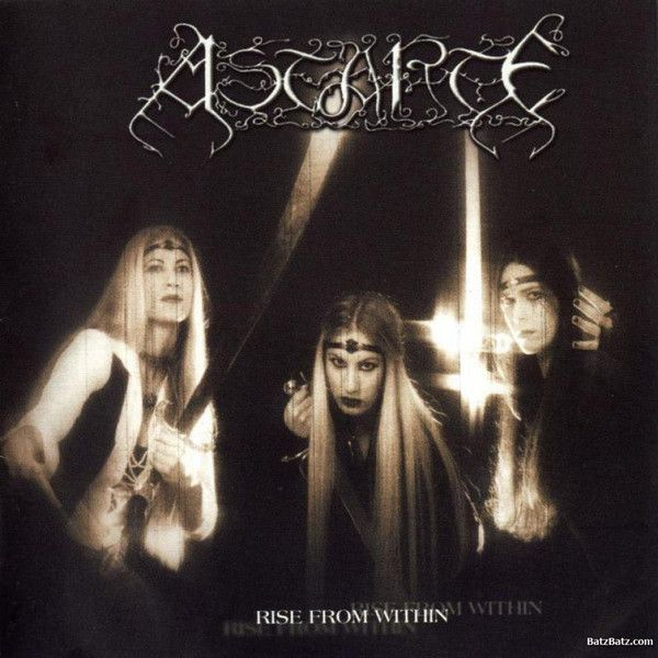 Astarte – Rise From Within - CD