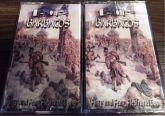 BARBATOS - Fury and Fear, Flesh and Bone - CASSETE