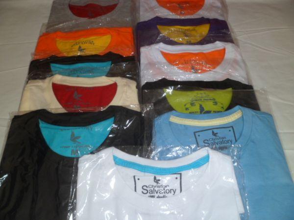 eb6eb28b7ac55 Camisetas Christian Salvatory - DAS Importados Original 2014   2019 ...