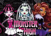 Papel Arroz Monster High A4 003 1un