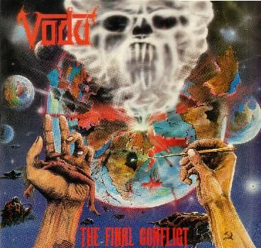 CD - Vodu - The Final Conflict