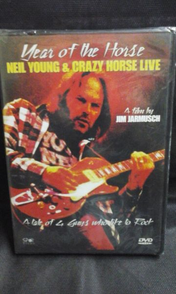 DVD - Neil Young & Crazy Horse Live - Live of the Horse