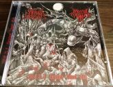 INFERNAL EXECRATOR / IMPERIAL TYRANTS - M.C.B.L. Heathen Blood Cult - CD (Split)